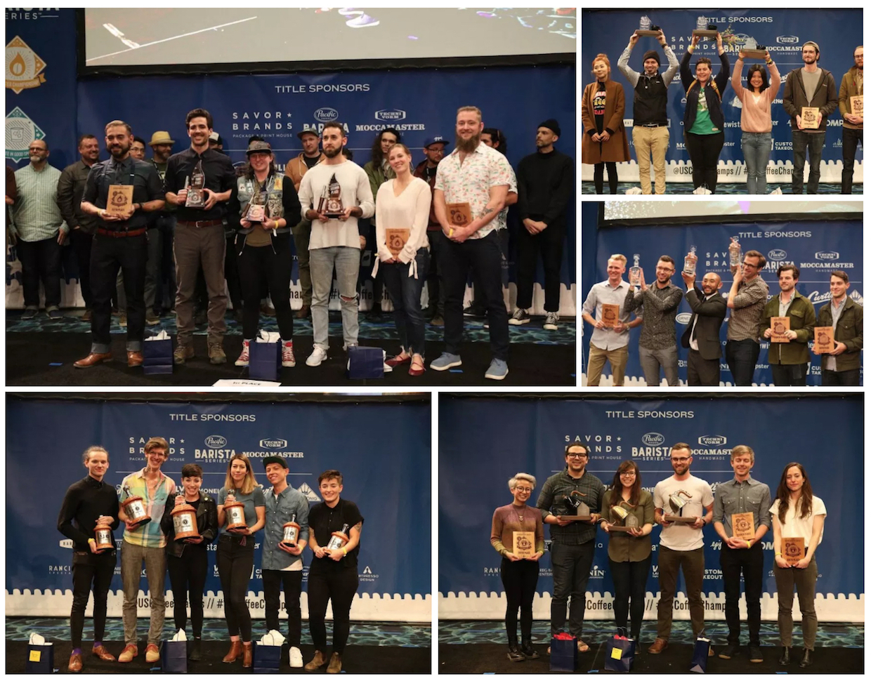 Say Hello to the 2019 US Coffee Competition Champs
