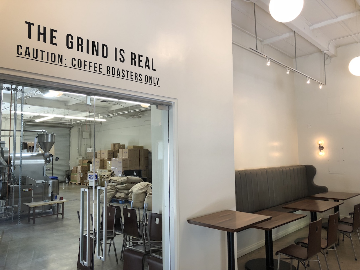 WestBean Grows in All Directions With New Roastery Cafe in San Diego