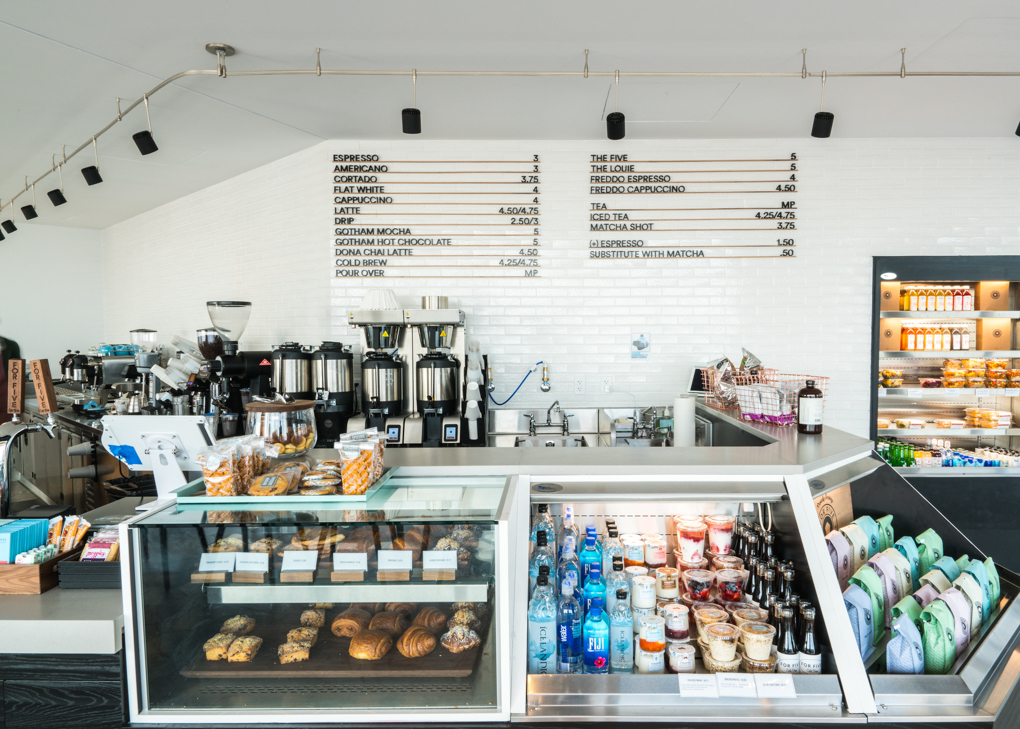 New York's For Five Coffee Adds Two More Cities: D C  and