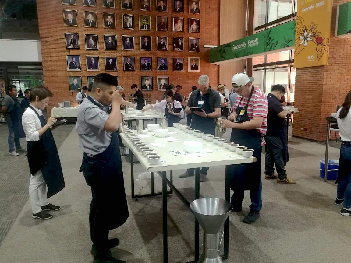 Cupping Session COE Guat 2019
