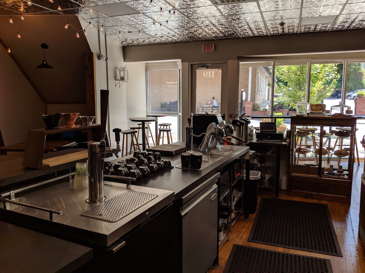 Papertown Coffee NC 4