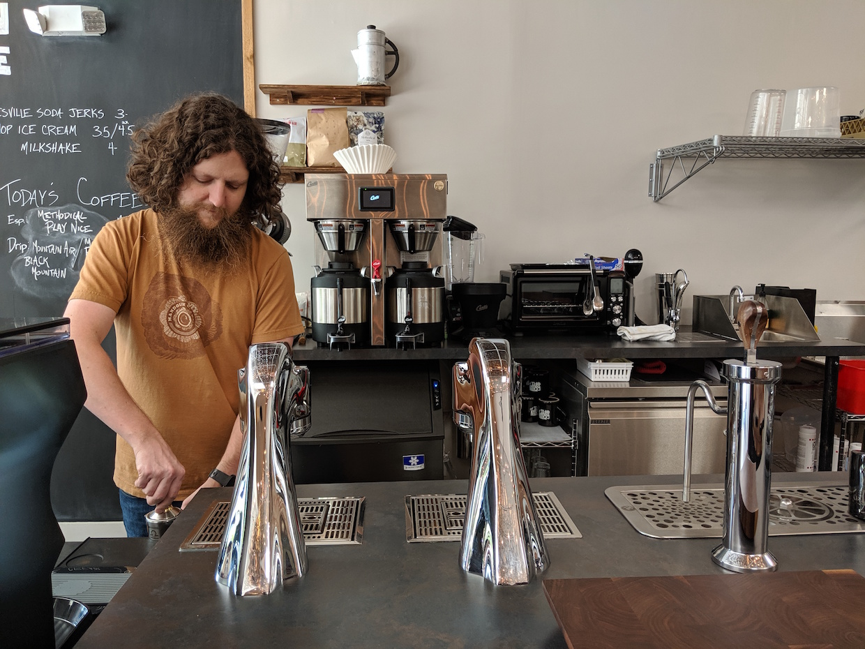 Papertown Coffee NC 2