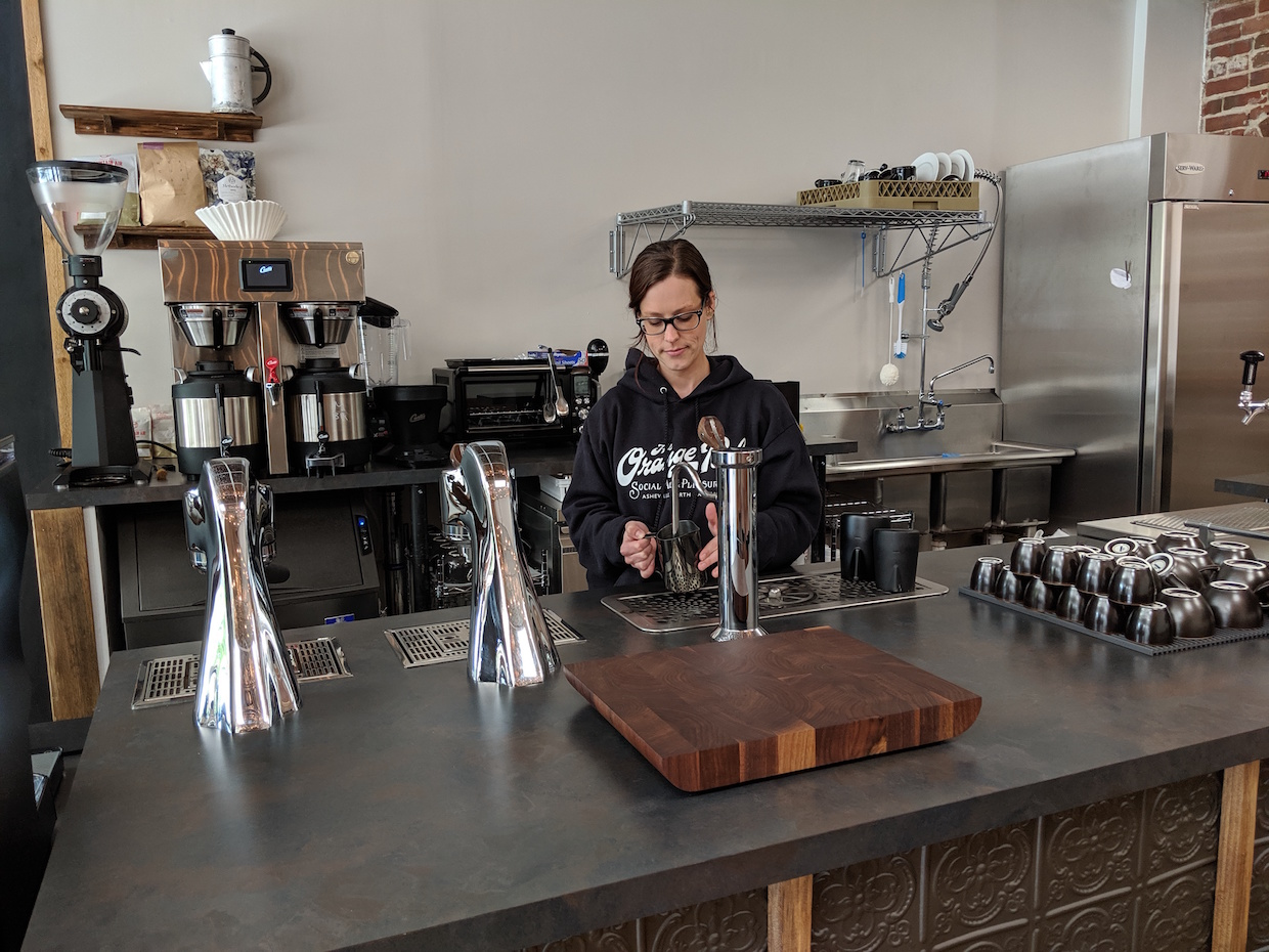 Papertown Coffee NC