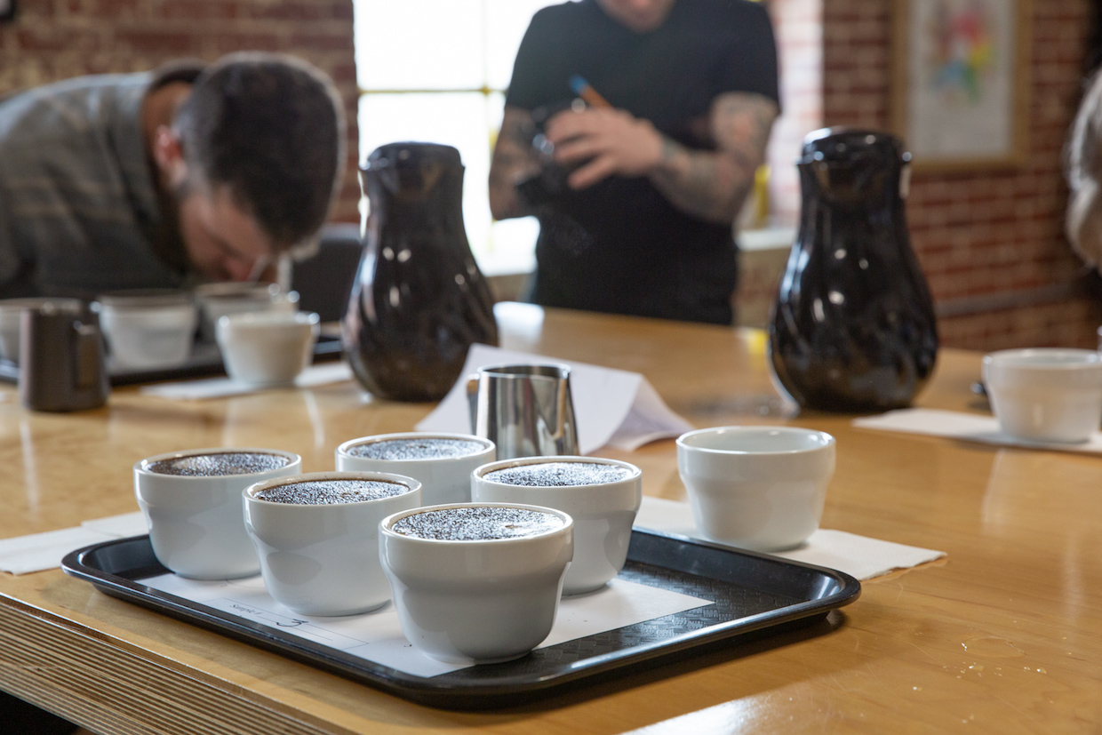 Evaluating the Aroma – Credit Ally Coffee