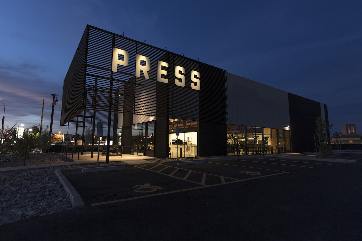 Press Coffee Roastery