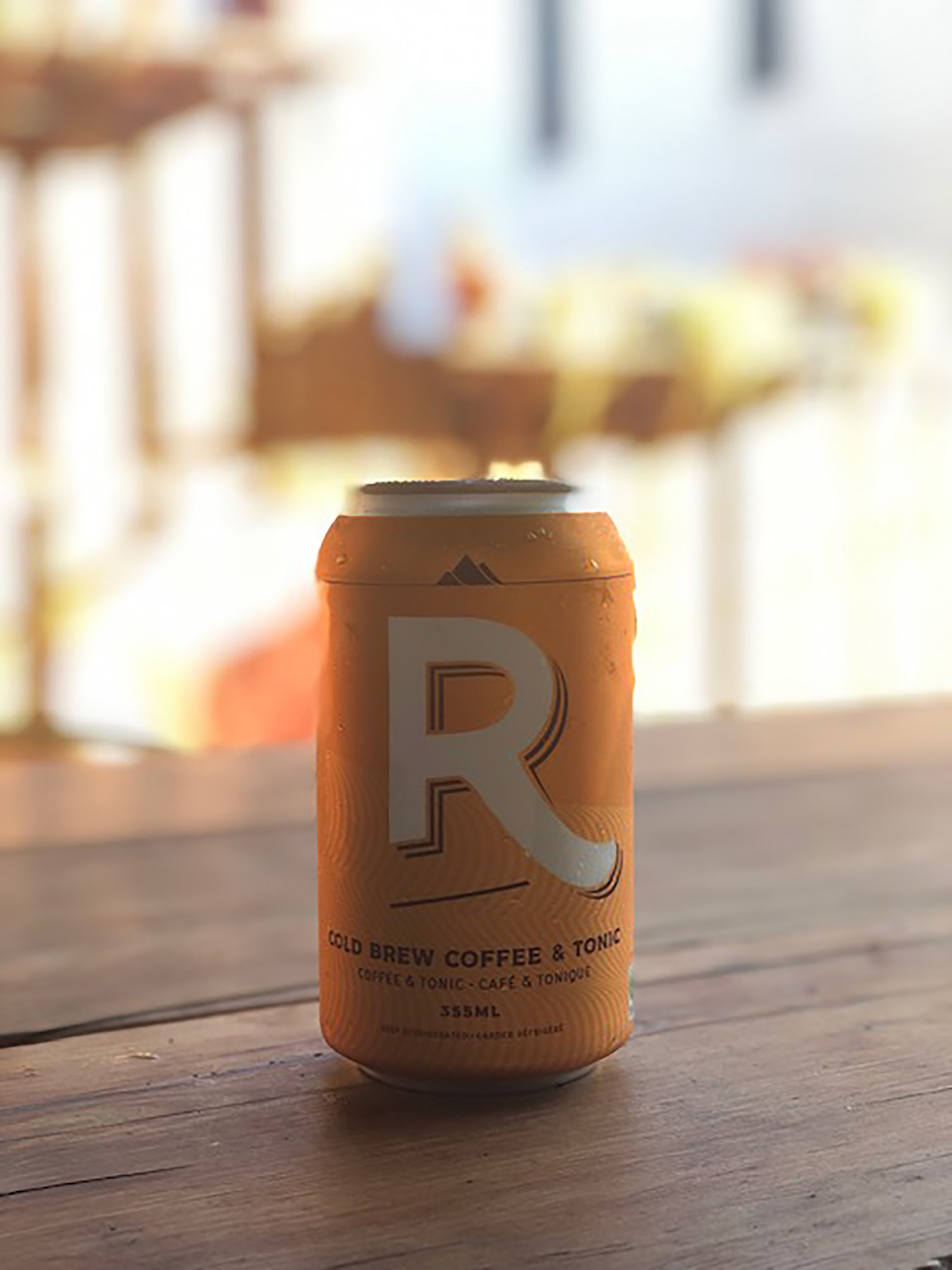 Reunion Coffee Roasters cold brew