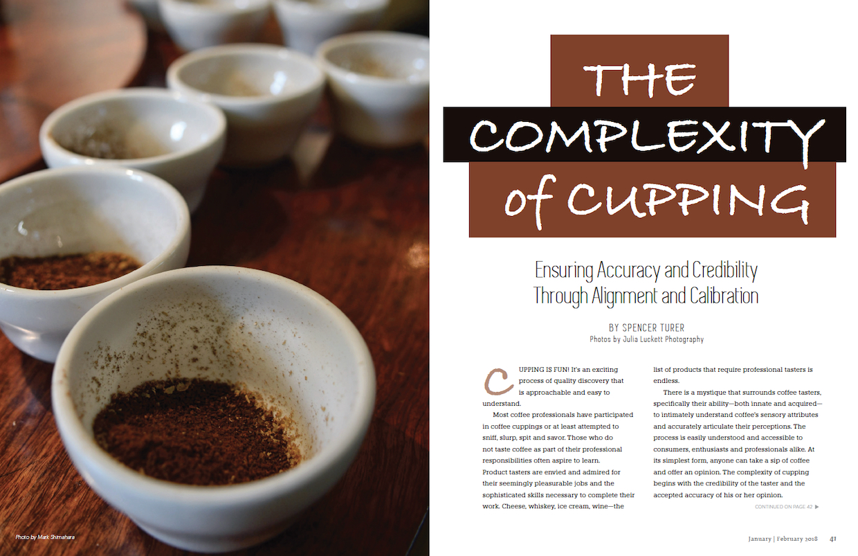 The Complexity of Cupping: Ensuring Accuracy and Credibility