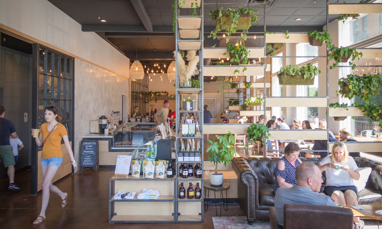 Edison Coffee Co cafe and roastery Flower Mound Texas 10