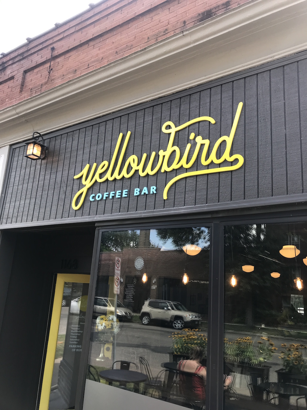 Yellowbird Coffee Bar Saint Paul
