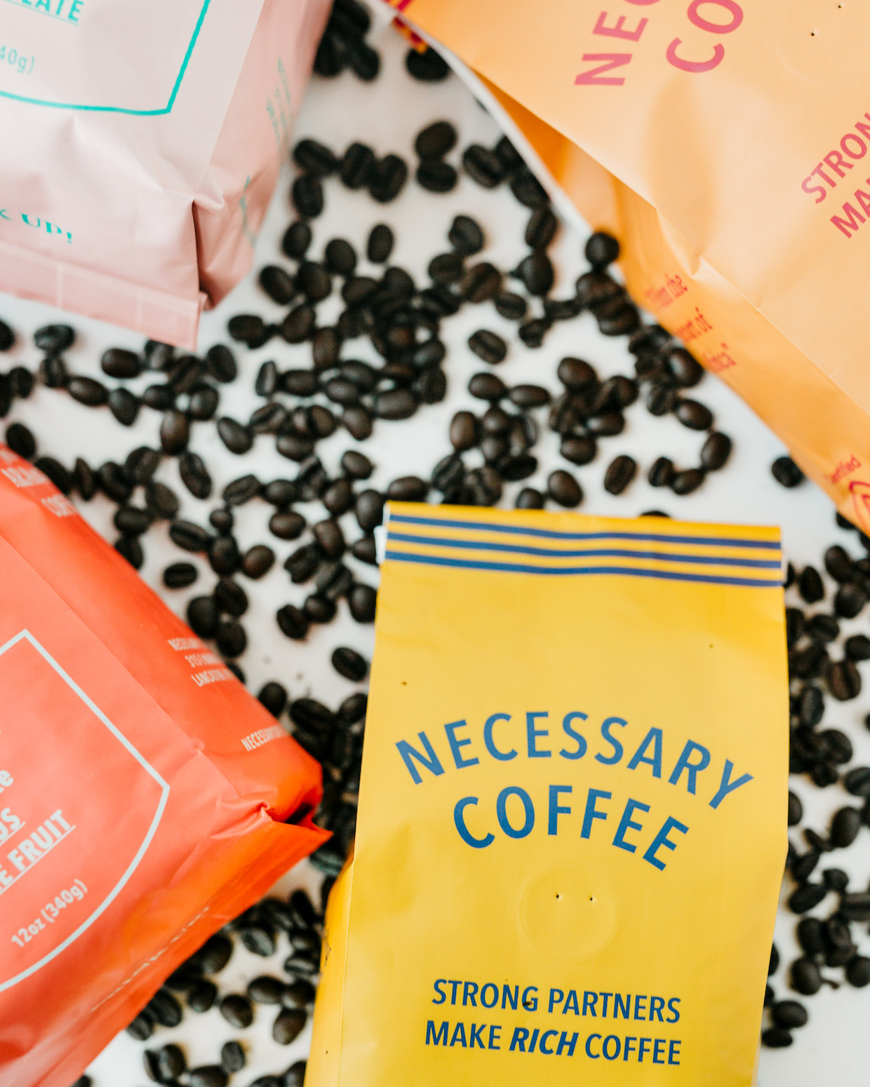 Necessary Coffee Bags