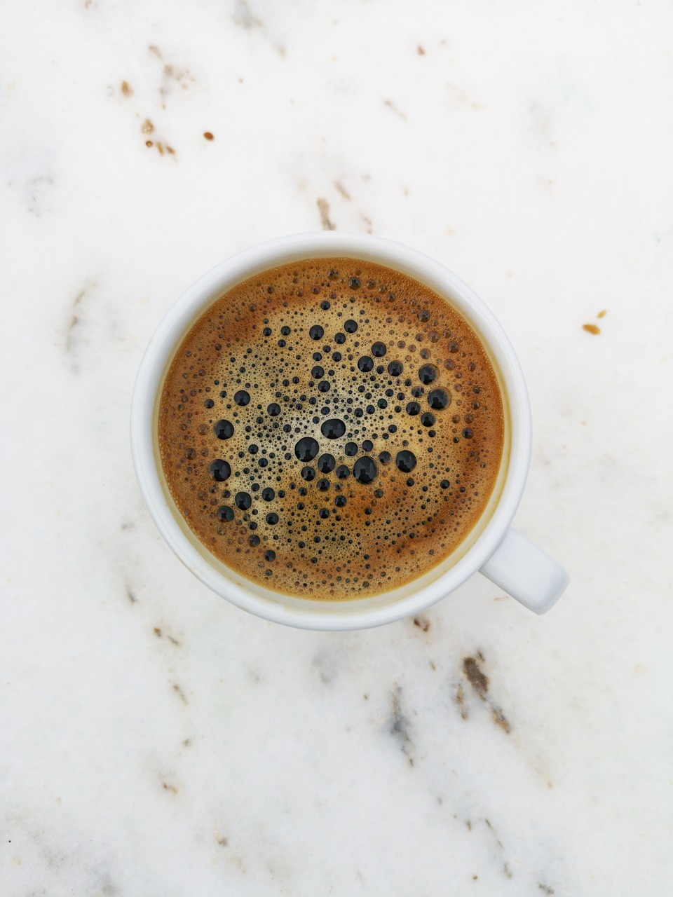 coffee and collagen