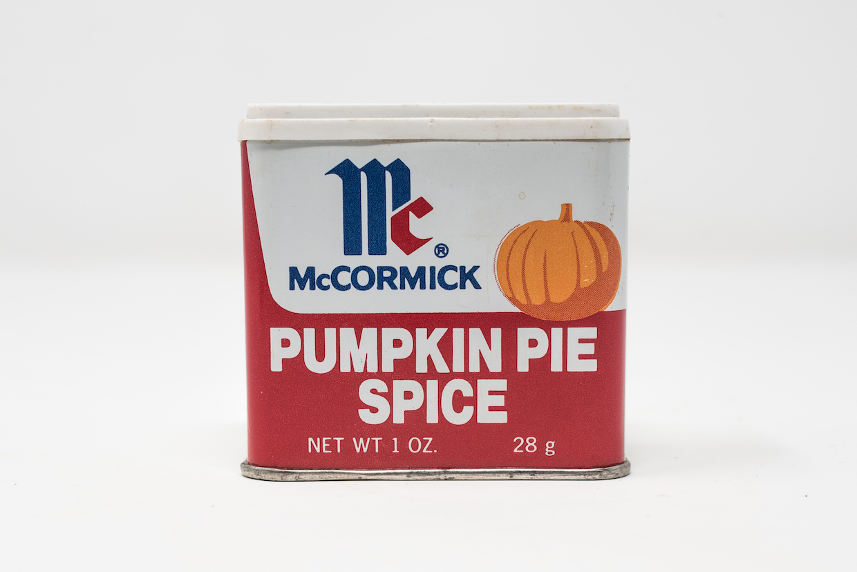 photo credit McCormick-1970s pumpkin pie spice