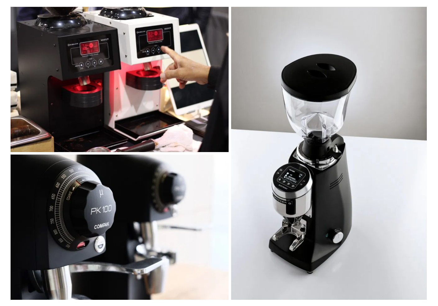 In Commercial Coffee Equipment, 2019 Was The Year Of The Grinder
